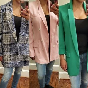 3 oversized Zara blazers (selling together)